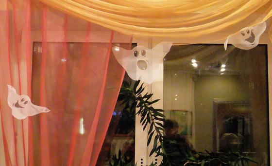 декорации к Хеллоуину