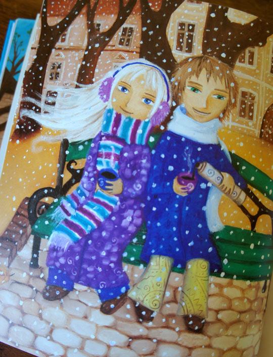 иллюстрации Нади Каламеец
