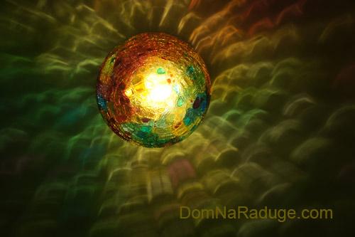 лампа-радуга