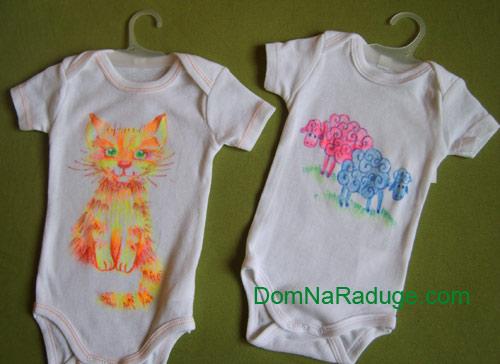 рисунки на детских футболках