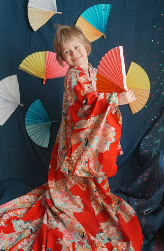 """изучаем с детьми искусство (Клод Моне, """"Японка"""")"""