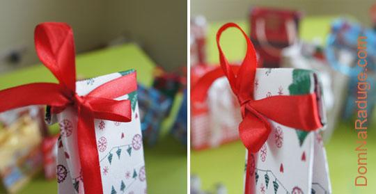 бумажные пакеты своими руками