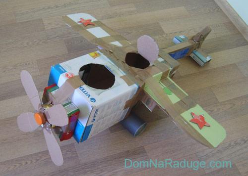 Как сделать самолет из бумаги своими руками фото - Оазис