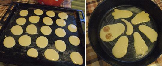 фото-рецепт торта Черепаха
