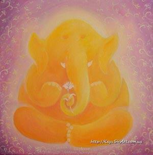 слоник в нирване
